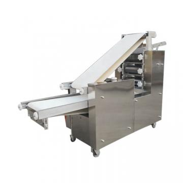Extruded Frying Snack Extruder Corn Tortilla Chips Pellet Making Machine