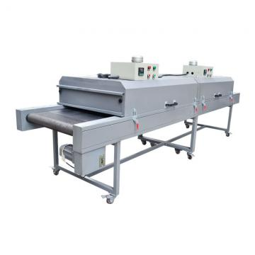 Heat Seal Curing Air Recirculated Temperature Uniformity Conveyor Dryer