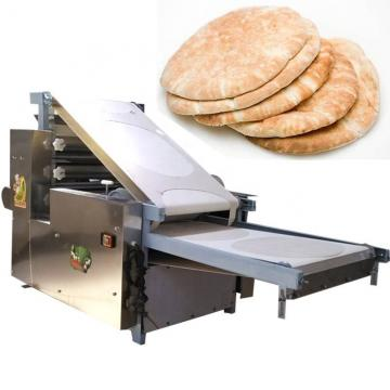 Factory Price Paratha Production Line with Filming and Packing Machine