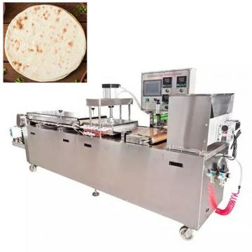 Genyond Brand Arabic Bread Maker Round Flatbread Machine Roti Production Line Price