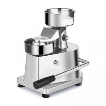 New Design Plastic Hamburger Press 110mm Meat Pie Maker (Grt-Hr110L)