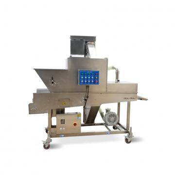 Electric Automatic Battering Machine for Fast Food Coating Process