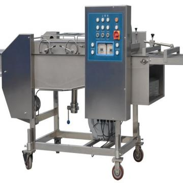 High Quality Hamburger Patty Battering and Breading Processing Machine