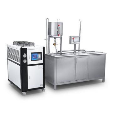Electric Heating Stand Planetary Mixer Stainless Steel