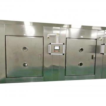 Cabinet Microwave Vacuum Dryer Machine