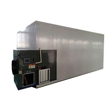 Basket Type Industrial Microwave Vacuum Dryer