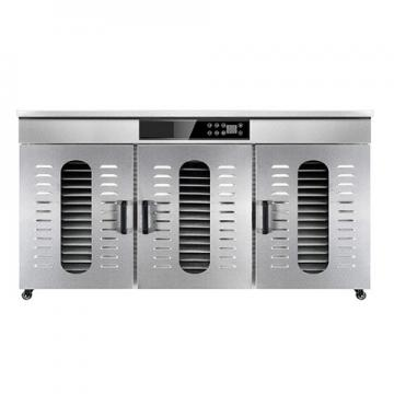 Commercial Stainless Steel Cow Dung Meat Pork Skin Dehydrator Machine