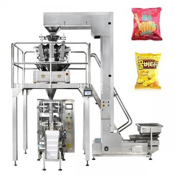 Automatic Potato Chips Apple Slices Weight Packing Machine