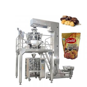 Automatic One Head Linear Weight Scale Packing Filling Machine for Grain Pet Foods Vitamin Powder