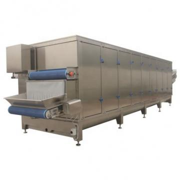 Automatic Drying Hot Air Force Circulation Tunnel Dryer