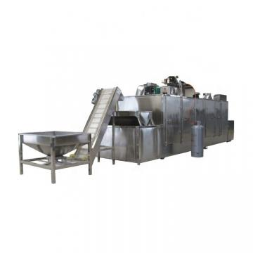 Industrial Belt Conveyor Continuous Microwave Shrimp Dryer Drying Machine