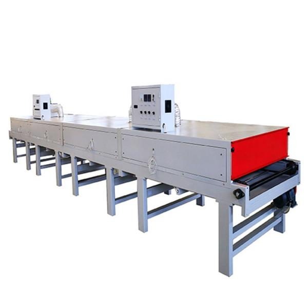 IR60L IR Drying Tunnel, IR Lamp Dryer, Automatic Dryer, Conveyor Belt Drying Machine #1 image
