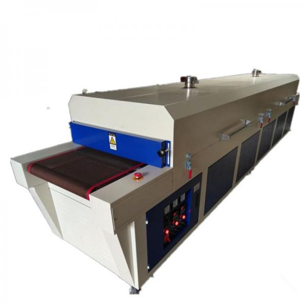 IR60L IR Drying Tunnel, IR Lamp Dryer, Automatic Dryer, Conveyor Belt Drying Machine #2 image