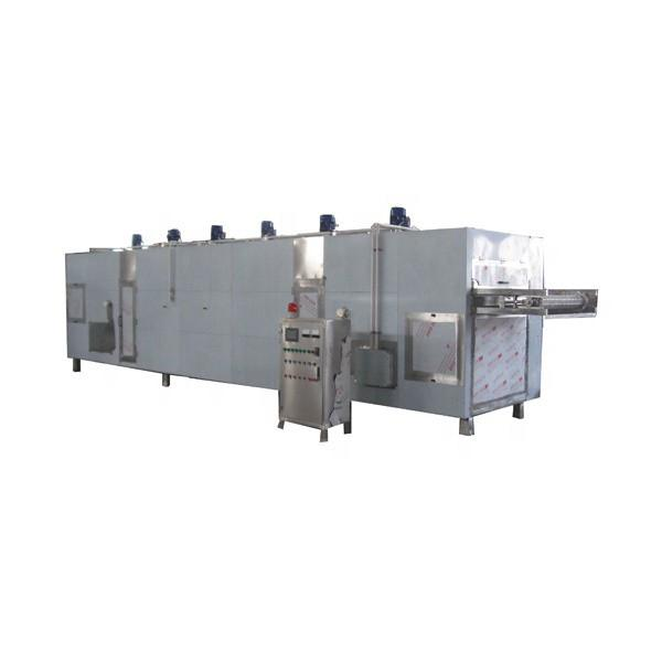 Belt Vacuum Continuous Dryer for Highly Toxic Material #3 image