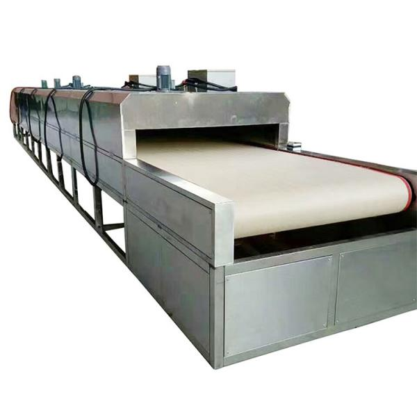 Belt Vacuum Continuous Dryer for Highly Toxic Material #2 image