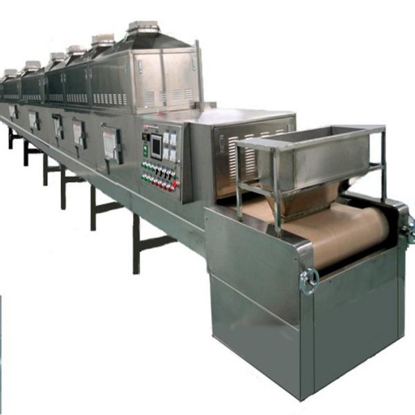 Industrial Food Drying Equipment Continuous Mesh Belt Seafood Air Dryer #1 image